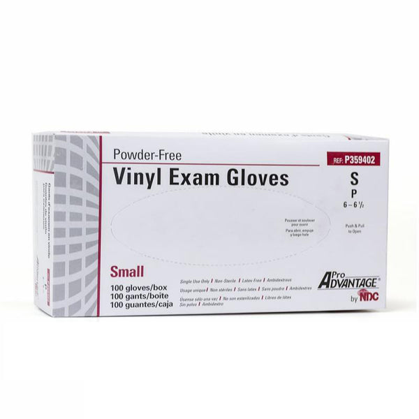 Vinyl Exam Gloves, powder free