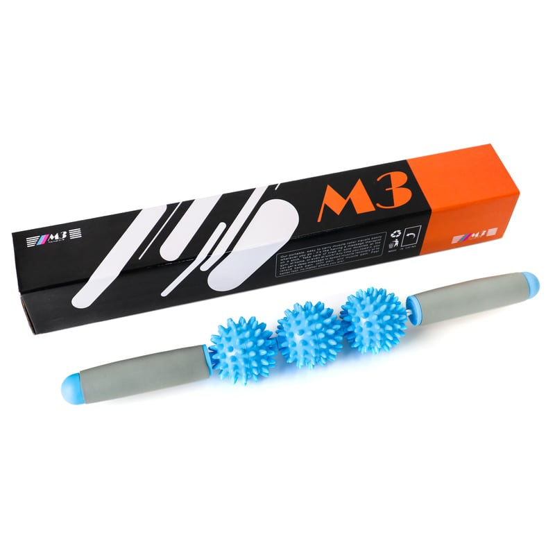 Spiky Massage Roller Stick