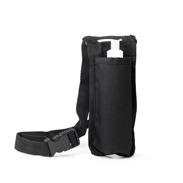 Bottle Holster Belt (with a bottle)