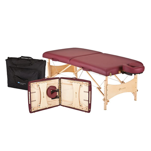 "Earthlite Harmony DX package portable massage table 30"" - Lierre.ca Canada Black Friday/Cyber Monday deals"