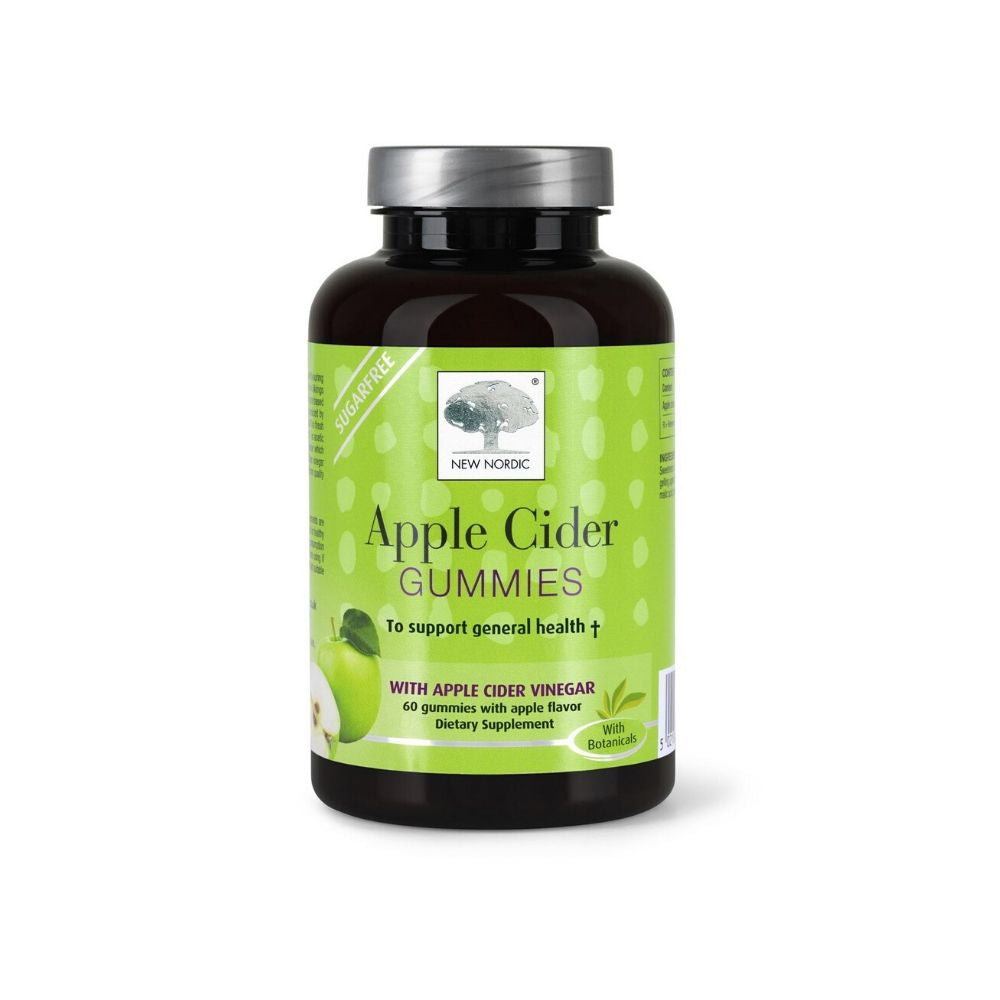 New Nordic Apple Cider Gummies | Lierre.ca