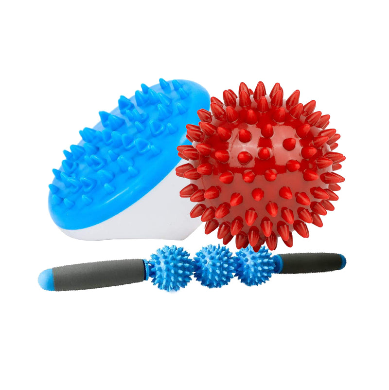Spiky Massager Set
