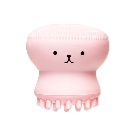 ETUDE Exfoliating Jellyfish Silicon Brush