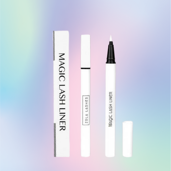 ZOLA Magic Lash Liner Instant Lash Adhesive - Clear