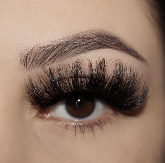 ZOLA 25mm 3D Mink Lashes ALICE