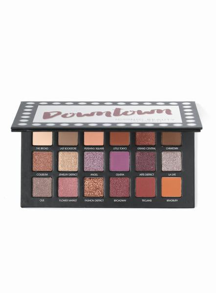 IBLA Downtown 18 Color Eyeshadow Palette