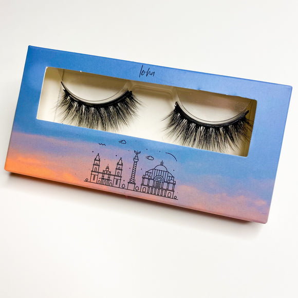 LOHA Magnetic City Lashes - Mexico City
