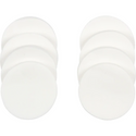 CALA 8 Cosmetic Round Sponges (Pack of 2)