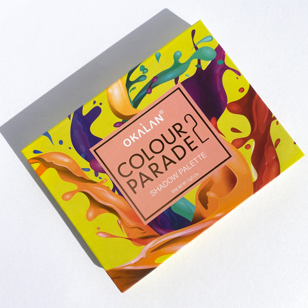 OKALAN Parade 12 Color Eyeshadow Palette