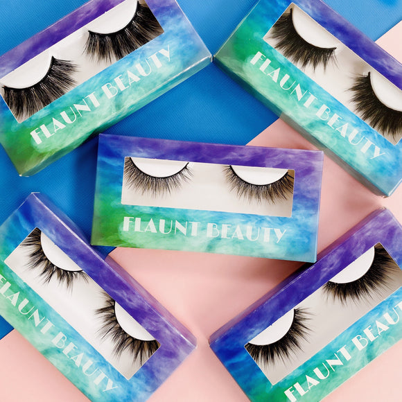 FLAUNT Lash Bundle