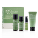 BENTON Deep Green Tea Trial Kit