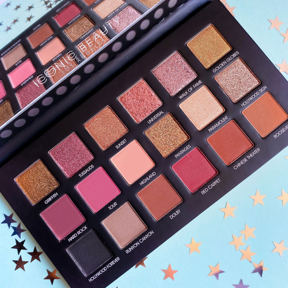 IBLA Hollywood 18 Color Eyeshadow Palette