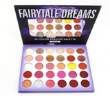 OKALAN Fairytale Dreams 30 Color Shadow Palette