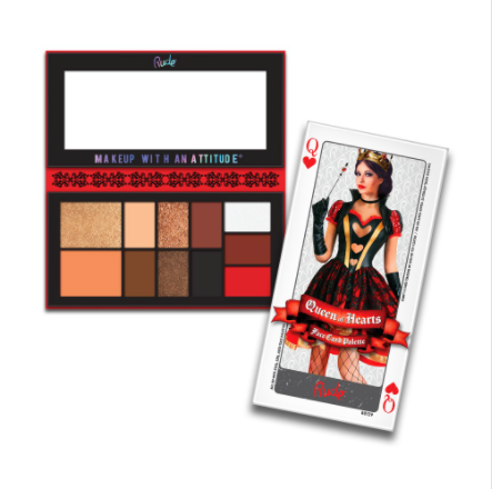 RUDE Queen Face Palette