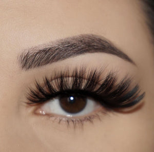 LASHY BOX Silk Lashes SELENA