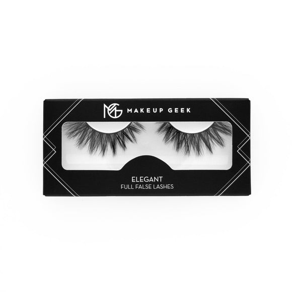 Makeup Geek False Lashes (Elegant)