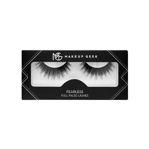 Makeup Geek False Lashes (Fearless)