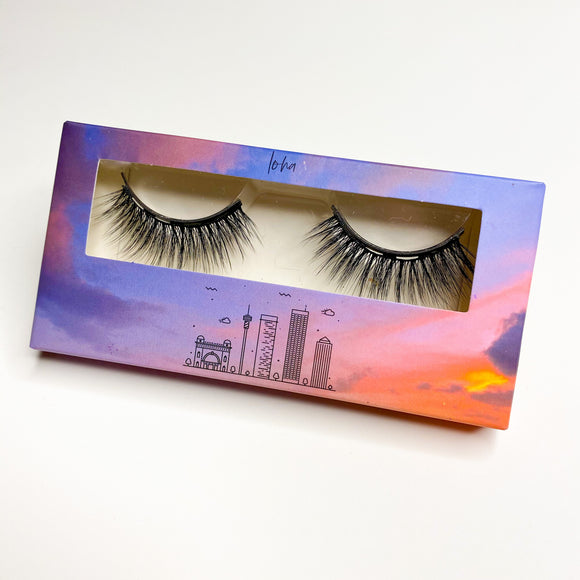 LOHA Magnetic City Lashes - Johannesburg