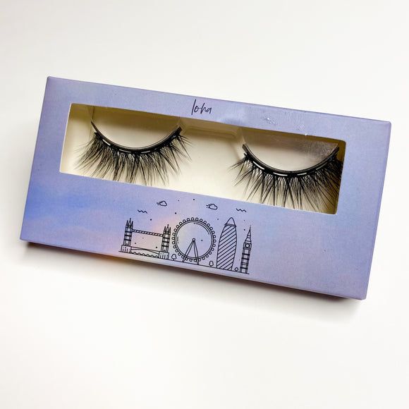LOHA Magnetic City Lashes - London