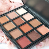 LARITZY NUE 12 Color Eyeshadow Palette