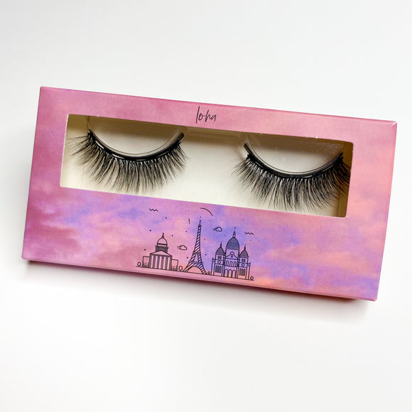 LOHA Magnetic City Lashes - Paris
