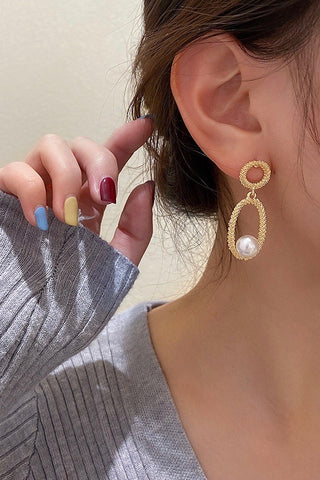 Coco Hoop Earrings - Gold