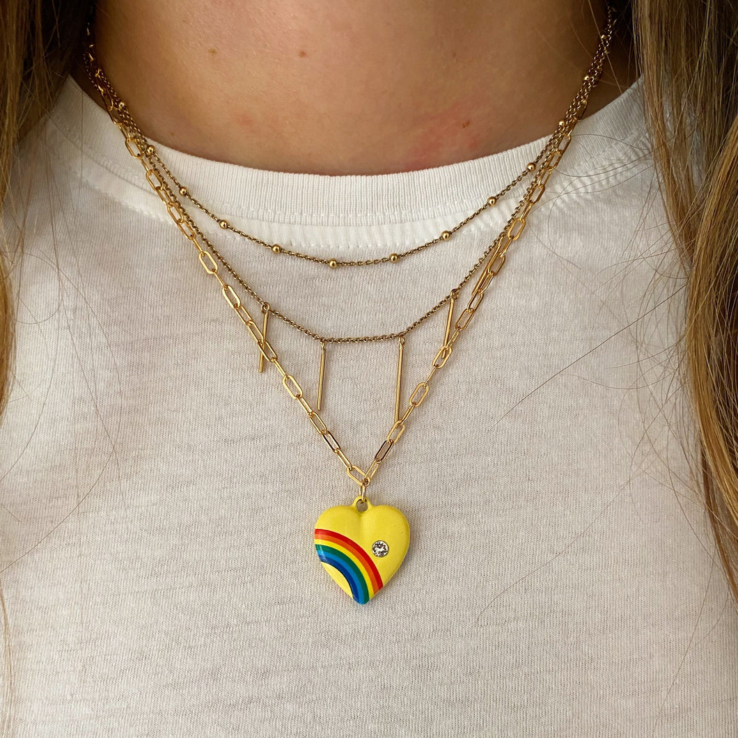 CALIFORNICATION NECKLACE