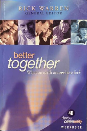 bookworms_Better together_Rick Warren