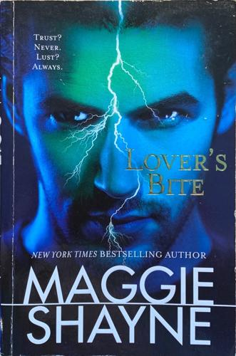 Lovers Bite - By Maggie Shayne