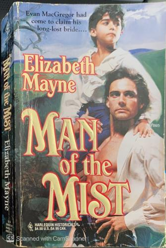 Man of the Mist - By Elizabeth Mayne
