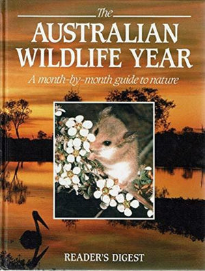 bookworms_The Australian wildlife year_David Underhill, Reader's Digest Services Pty.