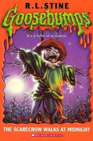 bookworms_The Scarecrow Walks at Midnight_R.l. Stine