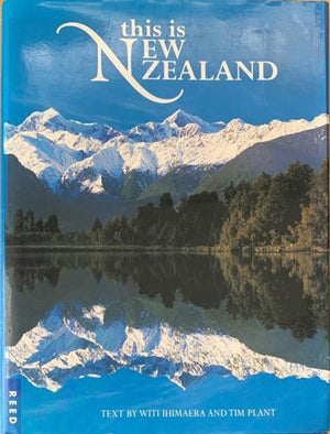 bookworms_This is New Zealand_Witi Ihimaera, Tim Plant