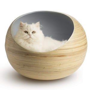 Fhasso Cat Bed - Slate Lac
