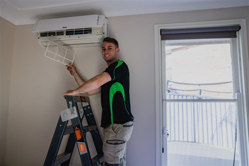 Proven Air Conditioning AC Technician