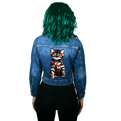 Kitty Denim Jacket