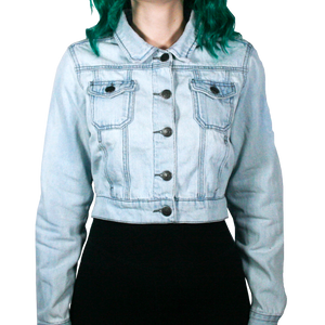 Ice Cream Denim Jacket