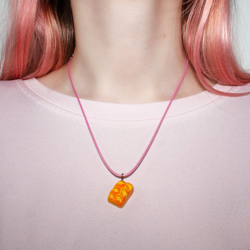Bread Necklace
