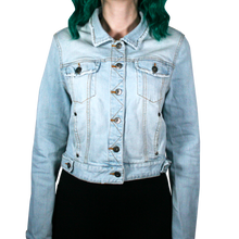 Octopus Denim Jacket