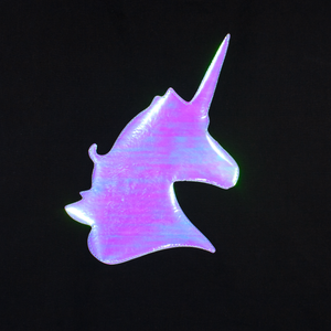 Holographic Unicorn Bag