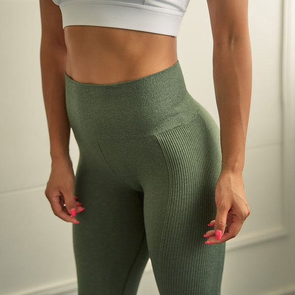 Legging High Waist - Joy Studio - Vêtements & Accessoires pour Yoga Pilates Gym