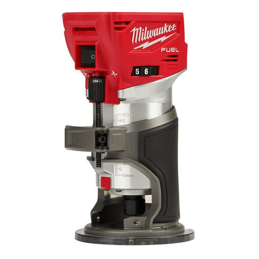 Milwaukee 18V Brushless Laminate Trimmer (Tool Only) M18FTR-0
