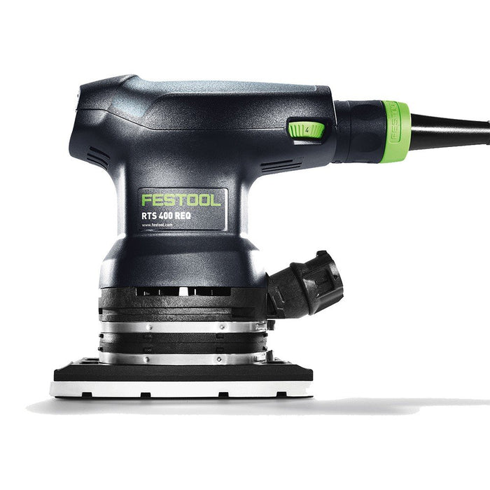 Festool RTS 400 REQ 1/4 Sheet Orbital Sander RTS 400 REQ-Plus