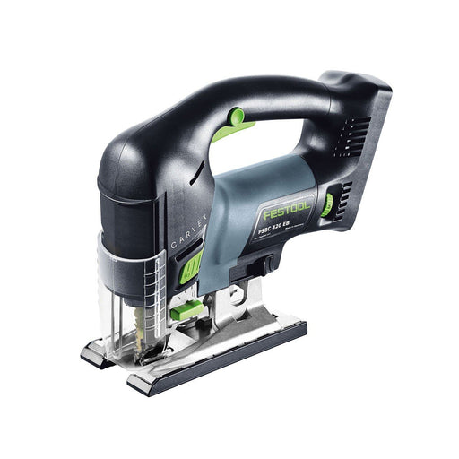 Festool PSBC 420 Cordless D Handle Jigsaw 5.2Ah PSBC 420 EB Li 5.2Ah TCL6-Plus