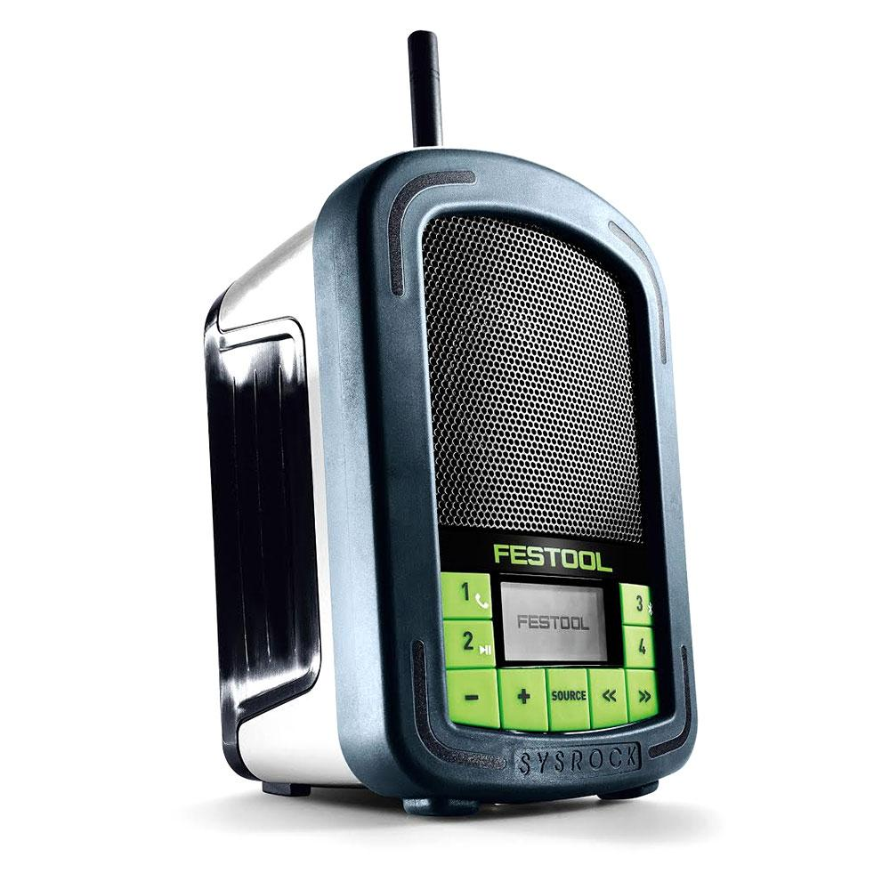 Festool SYS Rock Digital Worksite Radio SYSROCK BR 10 D
