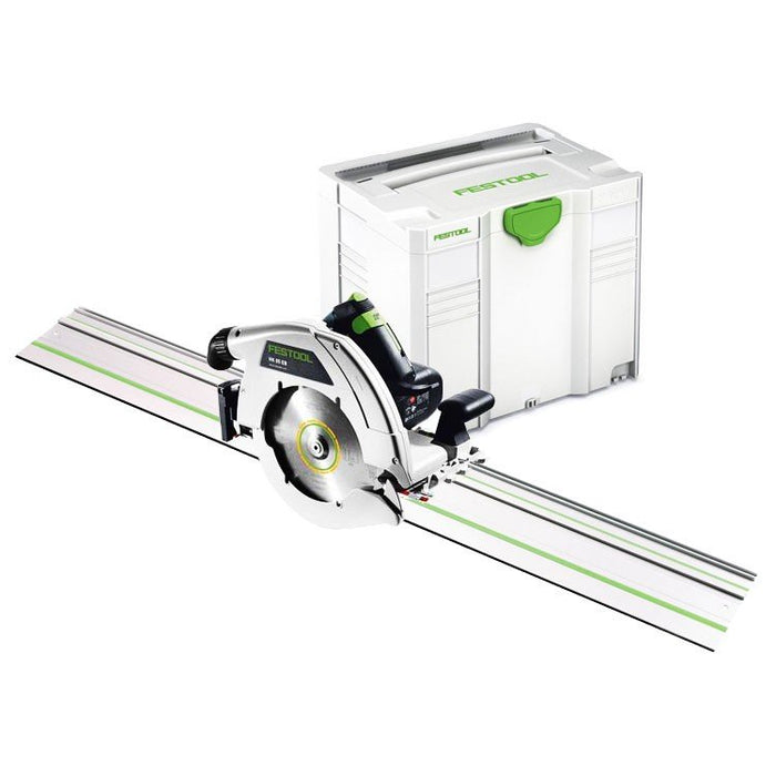Festool HK 85 230mm Circular Saw with 1400mm rail HK 85 EB-Plus FS