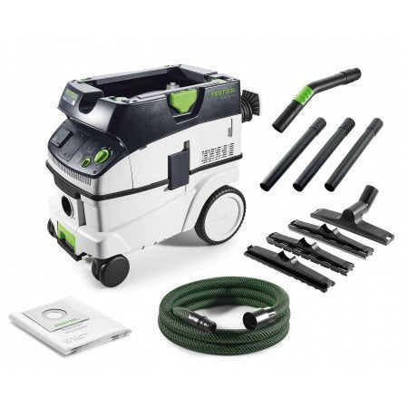 Festool CT 26l E HEPA Class Dust Extractor CT 26 E HEPA FS
