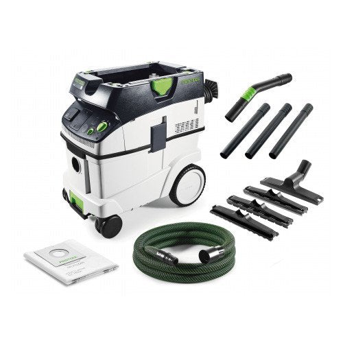 Festool CT 36l E HEPA Class Dust Extractor CT 36 E HEPA FS