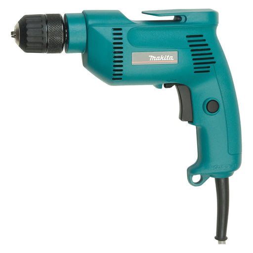 "Makita 10mm (3/8"") Variable Speed Drill, 530W 6408"