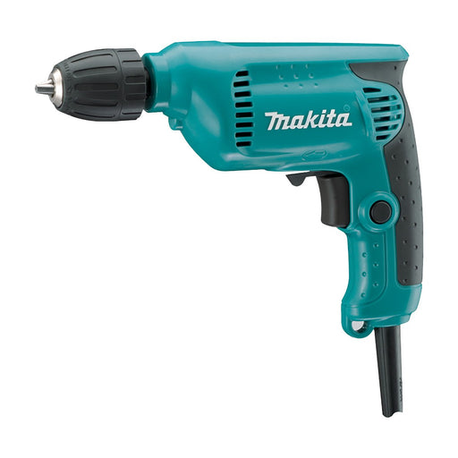 "Makita 10mm (3/8"") Variable Speed Drill, 450W 6413"